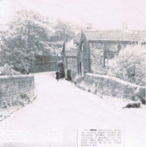 Cloggers Bridge
